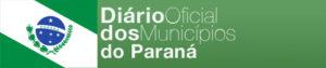 Diário Oficial Municipios do Paraná