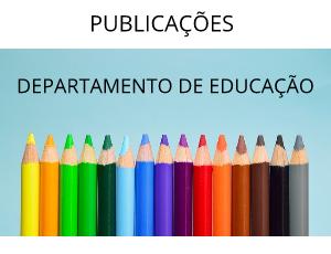 DEPARTAMENTO DE EDUCAÇÃO